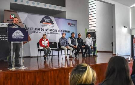 Mineral de la Reforma, sede del encuentro Estatal de Instancias  de la Juventud1.jpg