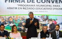 Municipios del Valle de Tizayuca firman convenio de PROMARE con el IHEA1