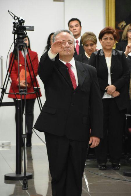 Nuevo titular del Consejo de la Judicatura de Hidalgo
