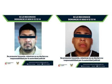 Por asalto y robo, la PGJEH consiguió sentencias condenatorias para tres personas