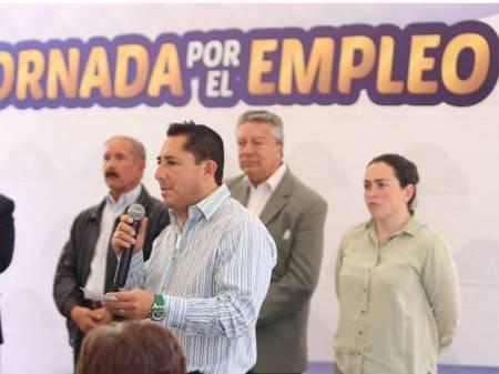 Próximo lunes Día por el empleo en Mineral de la Reforma1