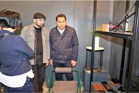 Presenta Hidalgo colección de obsidiana en Zona Maco