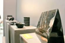 Presenta Hidalgo colección de obsidiana en Zona Maco2