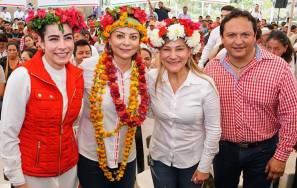 Presentan ante delegados huastecos a precandidatos priistas6
