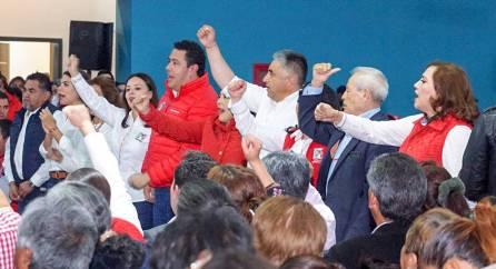 PRI es partido de instituciones, que ha dado muestras de alta sensibilidad política11