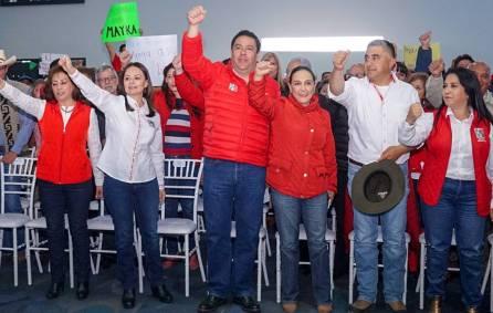 PRI es partido de instituciones, que ha dado muestras de alta sensibilidad política6