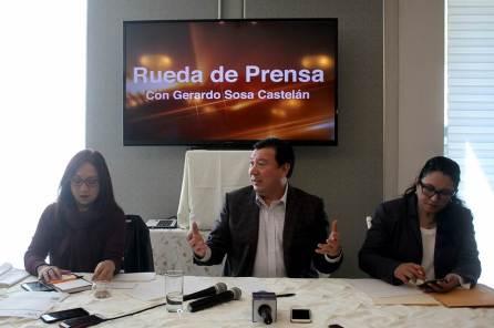 Primero la Universidad, primero la educación de los hidalguenses, Gerardo Sosa Castelán4