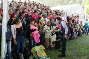 Prospera le cambia la vida a miles de mujeres y a sus familias, en Hidalgo