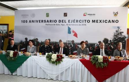 Pueblo de Hidalgo Reconoce el Gran Servicio del Ejército Mexicano2