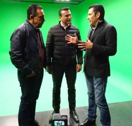 Radio y Televisión dedicó transmisiones de Ayudatón Hidalgo durante 48 horas3