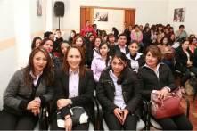 Recibe personal del DIF Municipal de Mineral de la Reforma Certificación en Competencias Laborales