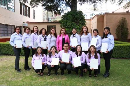 Recibe personal del DIF Municipal de Mineral de la Reforma Certificación en Competencias Laborales2