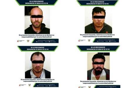 Rescatan en Hidalgo a víctima de secuestro