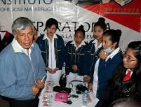 Segunda Feria de Orientación Vocacional en Tizayuca2