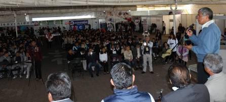 Segunda Feria de Orientación Vocacional en Tizayuca5
