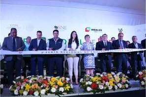 STPSH realiza primera Feria Regional de Empleo 2018