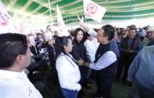 títulos agrarios para dar tranquilidad a las familias en la región de Tezontepec de Aldama3