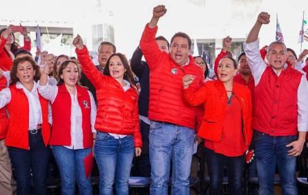 Terminan precampañas del PRI en Hidalgo2