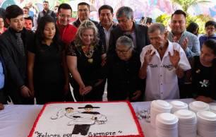 Tizayuca celebra con gran éxito la Campaña de Matrimonios Colectivos 20182