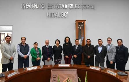 Toma protesta Leovigildo Ortega Villegas 2