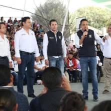 636 MDP para las familias Prospera en Hidalgo durante 20181