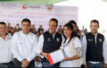 636 MDP para las familias Prospera en Hidalgo durante 20183