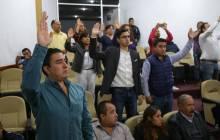 Alcalde Raúl Camacho, toma protesta a Comisión de Honor y Justicia en Mineral de la Reforma 3