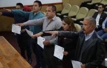 Alcalde Raúl Camacho, toma protesta a Comisión de Honor y Justicia en Mineral de la Reforma 4