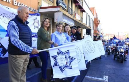 Alcaldesa pone en marcha operativo de seguridad de Semana Santa en Pachuca1