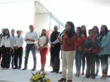 Alfonso Delgadillo y Gloria Hernández inauguran Estación de Bomberos en Tepeapulco5