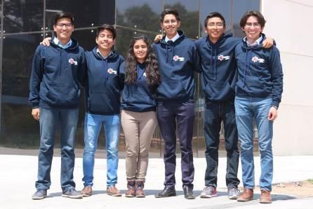 Alumnos de Prepa 1, campeones de la Olimpiada Nacional de Química