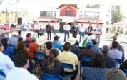 Apoya Raúl Camacho a productores agrícolas, con entrega de semilla de maíz 1