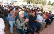 Apoya Raúl Camacho a productores agrícolas, con entrega de semilla de maíz 4