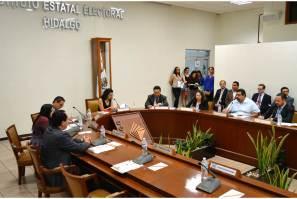 Aprueban programa del segundo curso de capacitación para los Consejos Distritales del Instituto Estatal Electoral