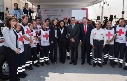 Arranca en Hidalgo colecta Cruz Roja Mexicana 20181