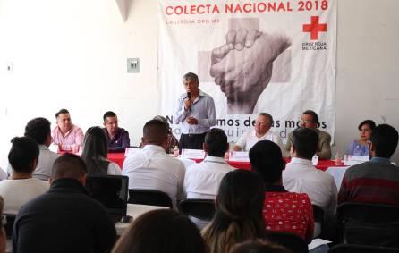 Arranca la Colecta de la Cruz Roja 2018 en Tizayuca 4