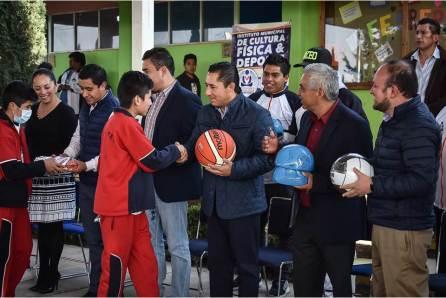 Arranca Mineral de la Reforma, Programa Municipal de Atención Integral en Escuelas
