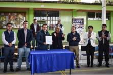 Arranca Mineral de la Reforma, Programa Municipal de Atención Integral en Escuelas3