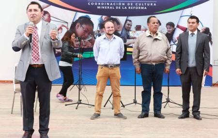 Arrancan fines de semana culturales en Mineral de la Reforma 1.jpg