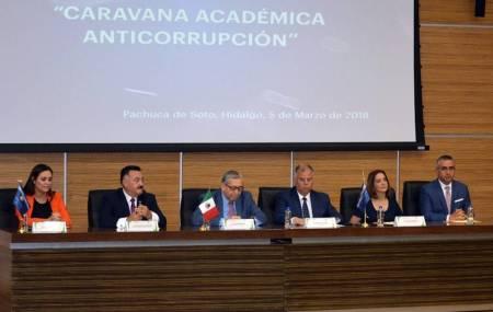 Arrancó en Hidalgo la Caravana Académica Anticorrupción 2.jpg