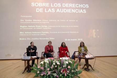 Asociación Mexicana de Defensoría de Audiencias celebra conferencia en la UAEH2