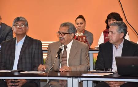 Atilano Rodríguez Pérez encabeza reunión con operadores de programas federales de Educación Básica1.jpg