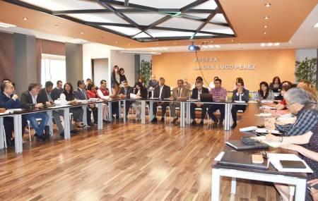 Atilano Rodríguez Pérez encabeza reunión con operadores de programas federales de Educación Básica2.jpg