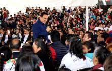Atotonilco El Grande, ya es parte de la gran familia PROSPERA 4