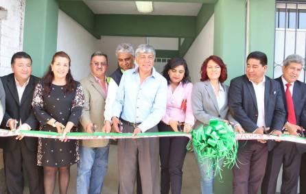 Ayuntamiento de Tizayuca construye aula de medios en el COBAEH CEMSAD Tepojaco4