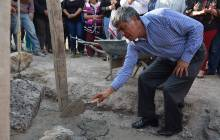 Ayuntamiento de Tizayuca inicia la construcción de nueva Casa de Día 3
