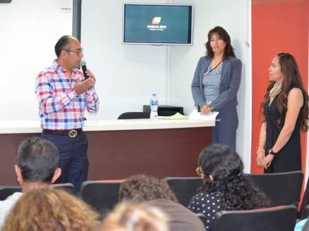Capacita CDHEH sobre derechos humanos a periodistas