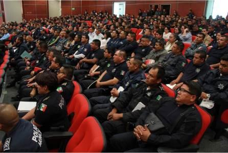 Capacita Embajada de EUA a policías municipales y estatales de Hidalgo4