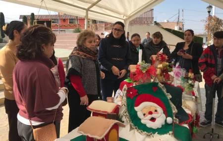 Capacitan a mujeres de Santiago Tulantepec para el autoempleo1