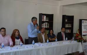 CDHEH entrega acervo bibliográfico en Braille a alcalde de Tizayuca2
